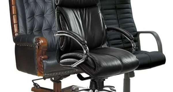 Советы по выбору офисных кресел для руководителя и персонала