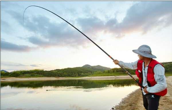Ассортимент удилищ для рыбалки: наиболее востребованные у рыбаков виды