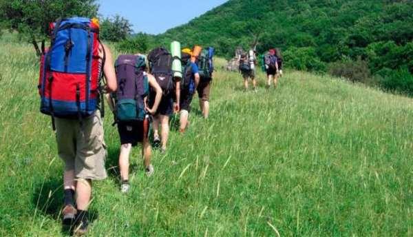 Спортивный туризм — совмещаем приятное с полезным
