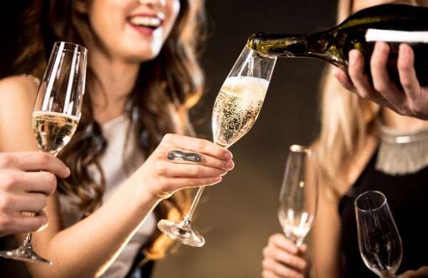 Как выбрать шампанское правильно