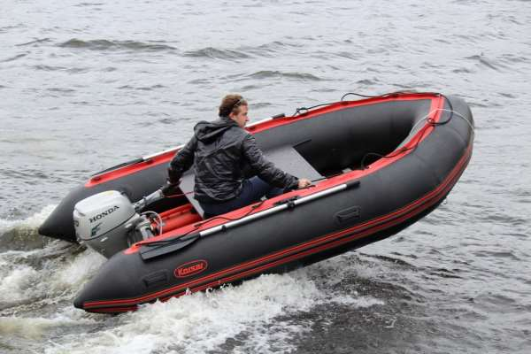 Чем отличаются надувные лодки и ПВХ
