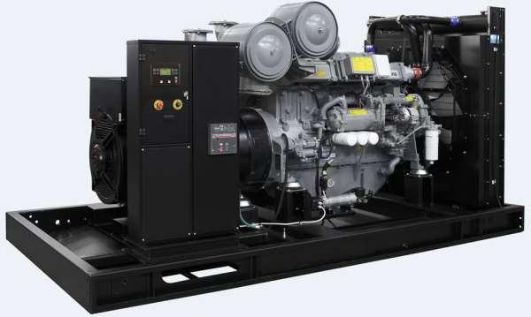 Дизельный генератор — экономичность и огромный моторесурс