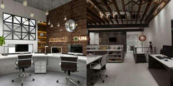 Дизайн и ремонт коммерческих интерьеров