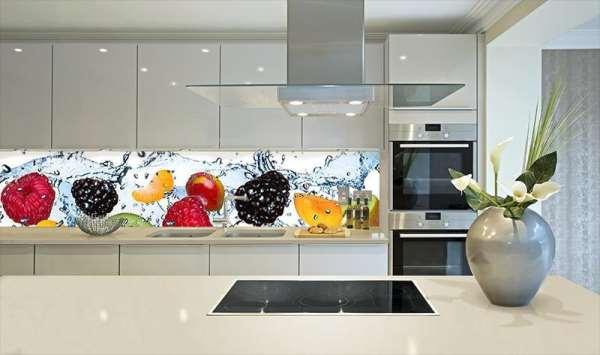 Какой дизайн скиналей для кухонь сейчас в моде?