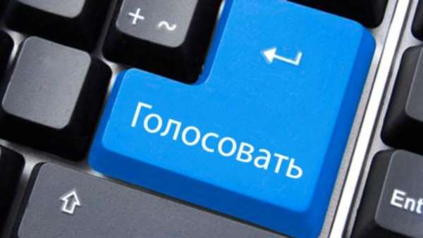 Онлайн голосования как форма электронной демократии
