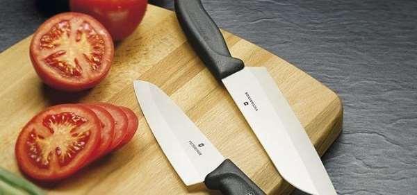 Эстетика и гигиеничность керамических ножей