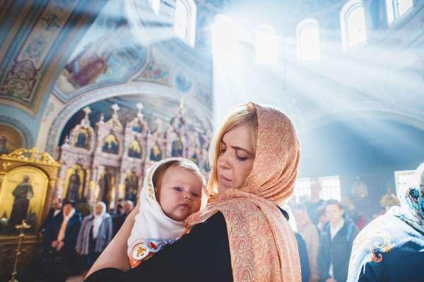 Выбираем профессионального фотографа на крещение