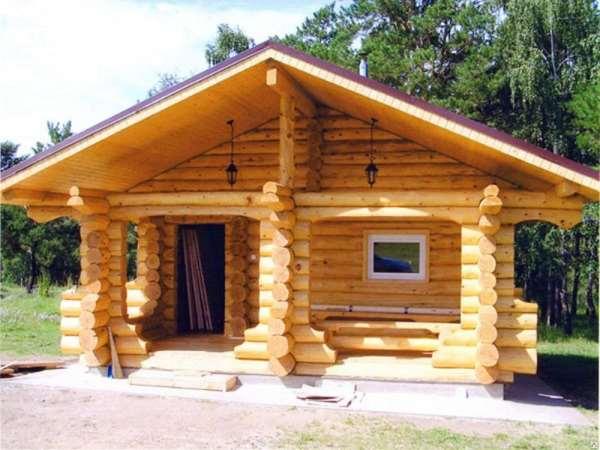 Постройка домов и бань из дерева от «СиблесДомострой»