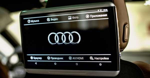 Автомобильные мониторы Original Design для Audi Q7