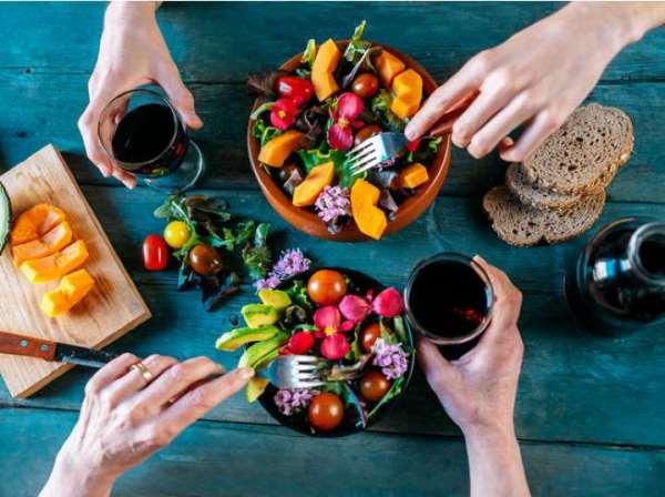 Лучшие сыроедческие и вегетарианские рецепты