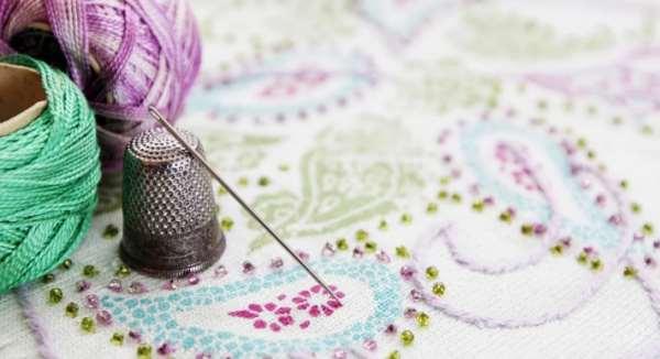 Наборы для вышивания: на какие типы разделяются?