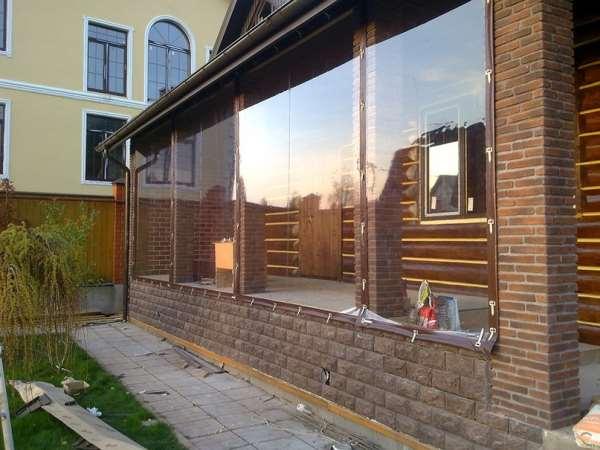Мягкие окна из ПВХ по небольшим ценам