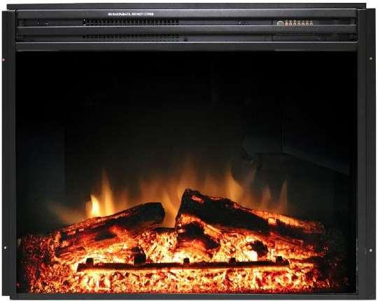 Производительный и безопасный электрокамин Royal Flame