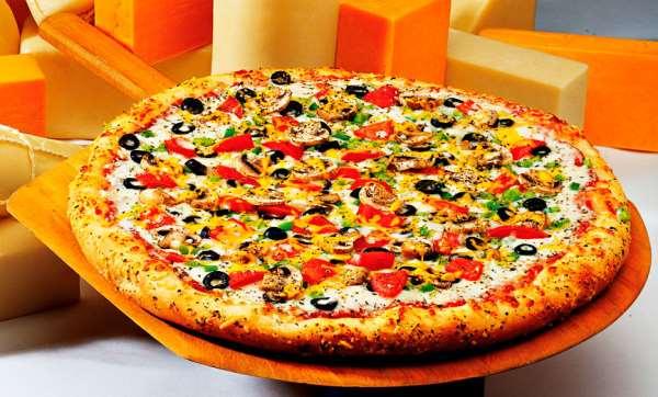 Доставка вкусной пиццы компанией «Harry Pizza»
