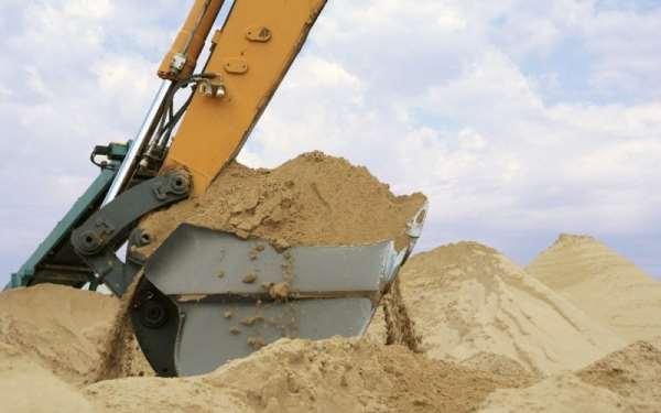 Виды и свойства строительного песка