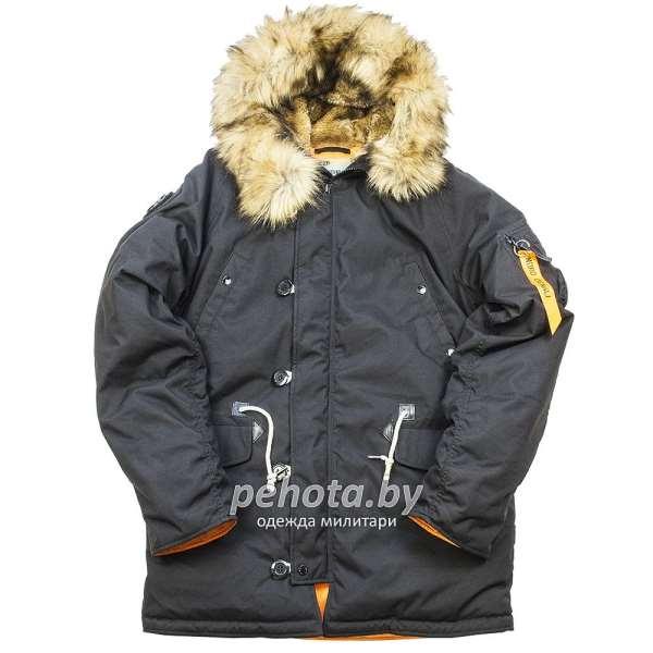 Огромный ассортимент курток типа Аляска