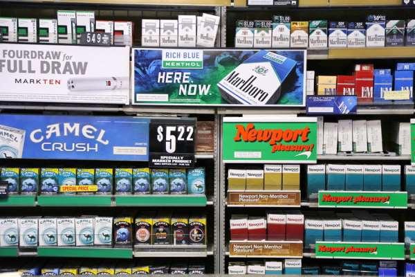 Сертифицированные американские сигареты лучших брендов