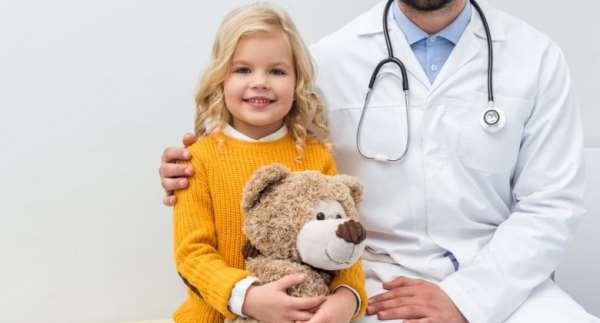 Услуги педиатра в медцентре «Здоровый малыш»