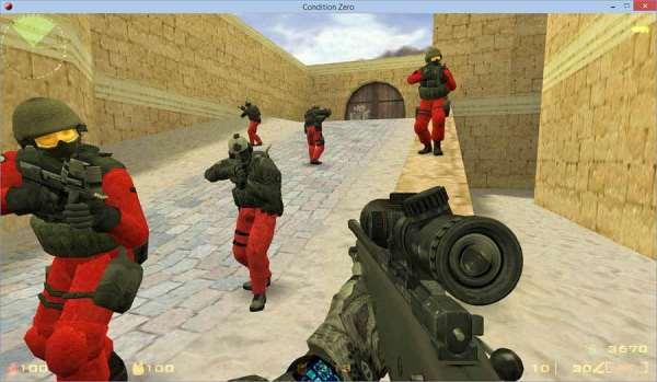 Бесплатная загрузка Counter-Strike 1.6