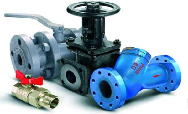 Классификация трубопроводной арматуры по предназначению