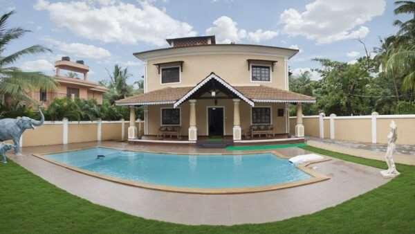 Аренда вилл на Гоа через фирму «Goa Villa»