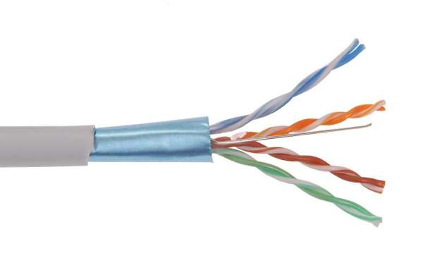 Кабель витая пара типа UTP 5e LSZH от «Electronics»