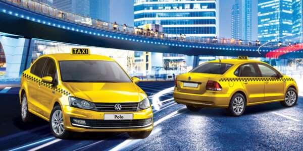 Аренда автомобилей такси различных марок