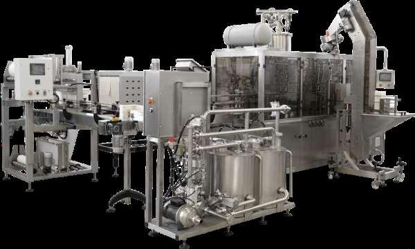 Оборудование для пищевой промышленности от «Профитэкс»