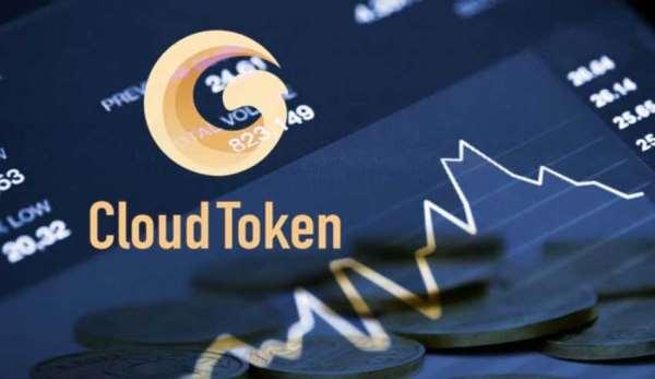 Хранение криптовалюты в кошельке Cloud Token