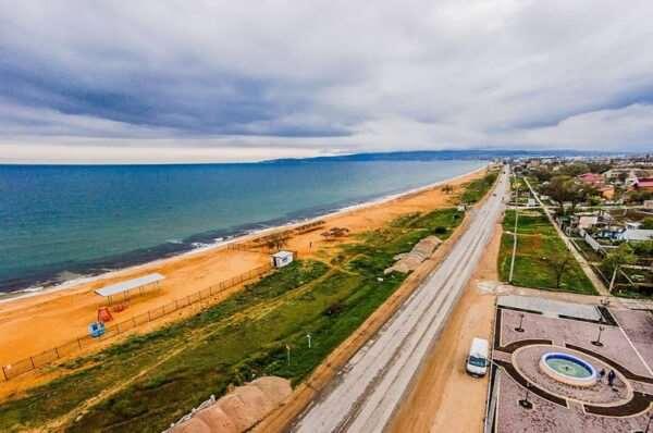 Отдых в Береговом в Крыму без посредников