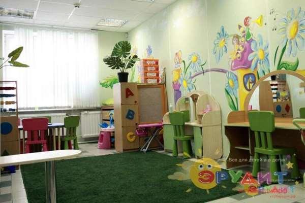 Комплексный и профильный детский сад «ЭРУДИТ»