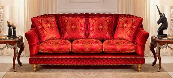 Принципы проведения профессиональной перетяжки мебели