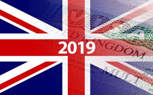 Британская виза: виды и типы для получения