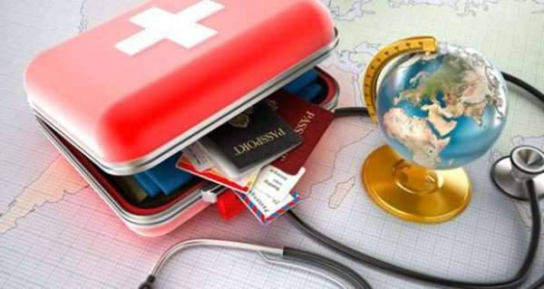 Виды страхования выезжающих за рубеж туристов