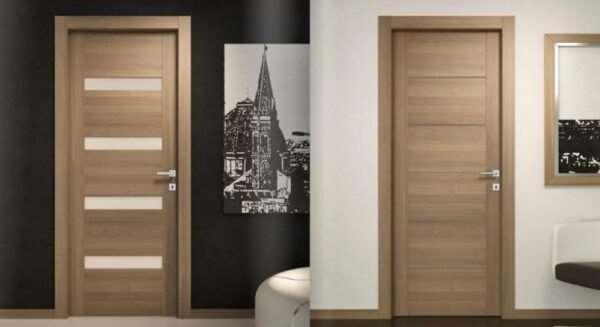 Надежные и стильные межкомнатные двери от «VENTANA»
