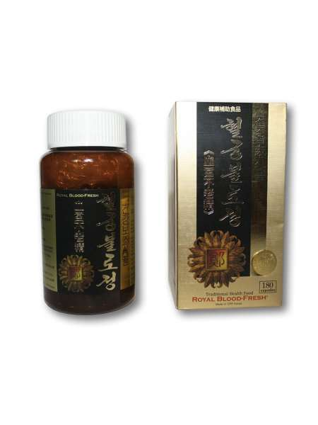 Витаминная добавка «Royal Blood Fresh» для здоровья