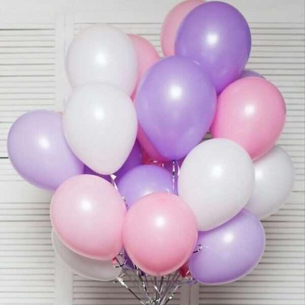 Воздушные шары различной конфигурации с доставкой