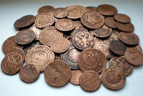 Скупка ценных монет на территории Москвы