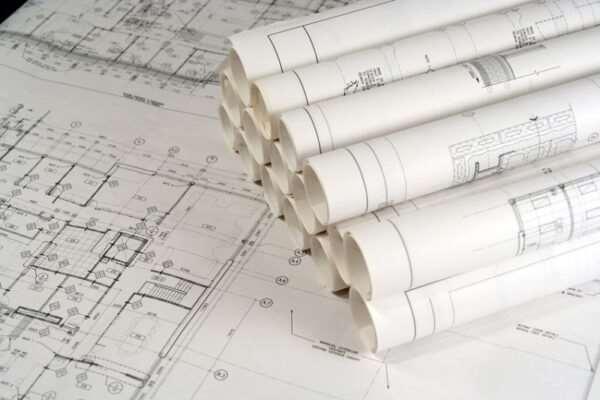 Услуги оперативной печати чертежей и проектов