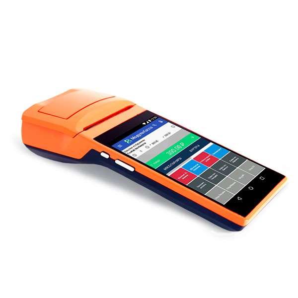 Дистанционный кассовый аппарат для мобильных платформ