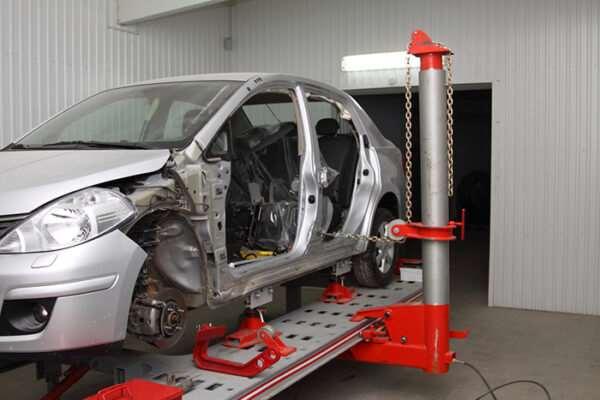 Профессиональный кузовной ремонт в Красноярске