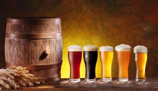 Живое пиво — кладезь питательных веществ