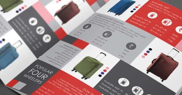 Профессиональная разработка дизайна рекламного каталога