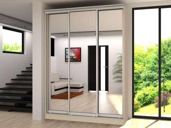Реализация дверей-купе на заказ — услуга «DVERISHKAF»