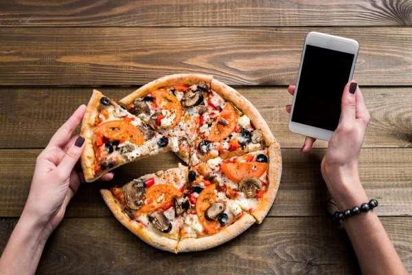 Доставка пиццы — оперативная организация трапезы