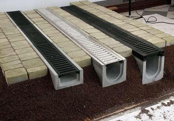 Критерии выбора оптимальных водоотводных лотков
