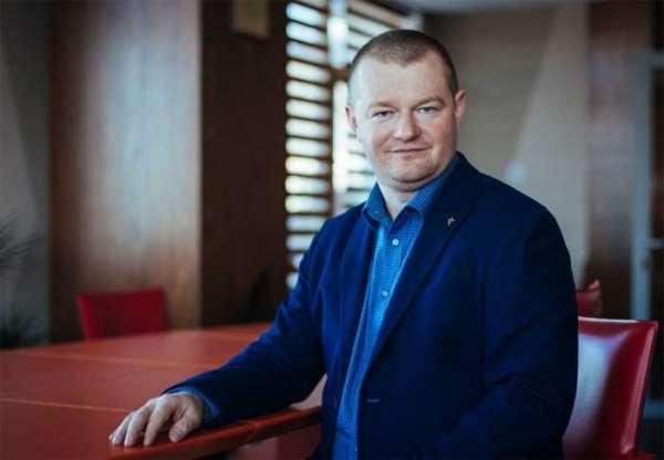 Макс Поляков – основатель Ноосферы