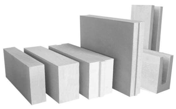 Блоки газобетона — прочность, огнеупорность и экологичность