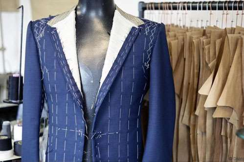 Профессиональный пошив мужских костюмов фирмой «Royal Suit»