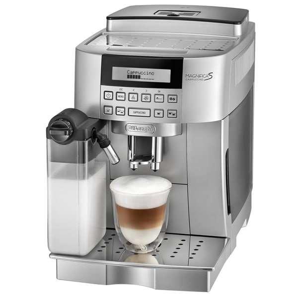Квалифицированный ремонт кофемашин бренда Delonghi